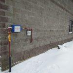 Строительство газопровода к дому в массив Поркузи, СНТ Заречье