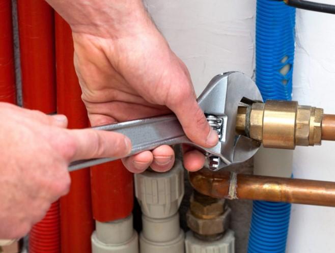 Монтаж водопровода внутри дома