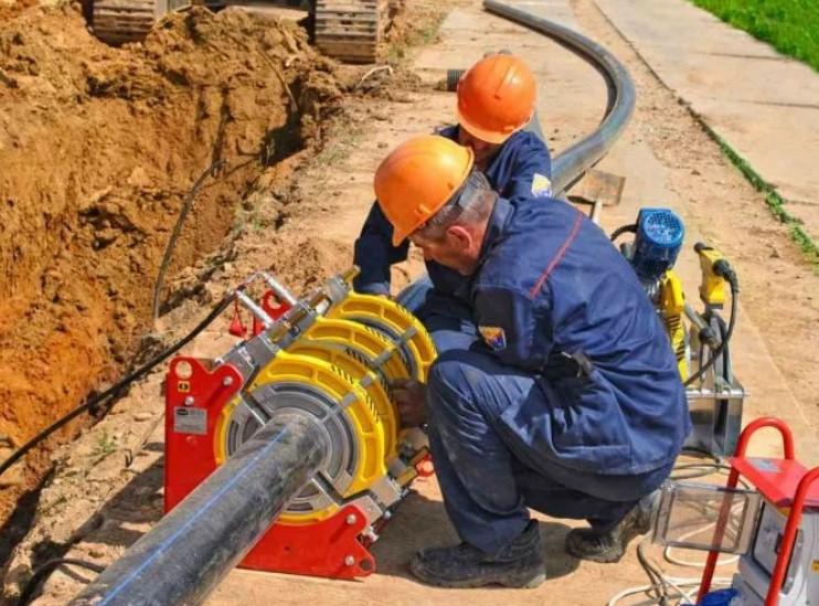 Реконструкция внутреннего и наружного газопроводов